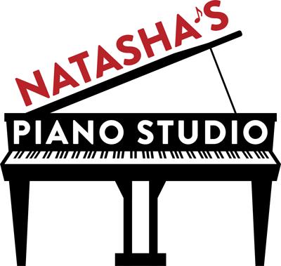 Natashas Piano Studio Logo