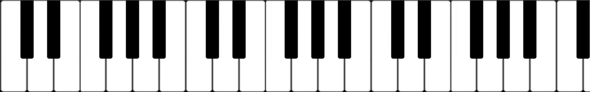 Piano Keys To Learn In Piano Lessons