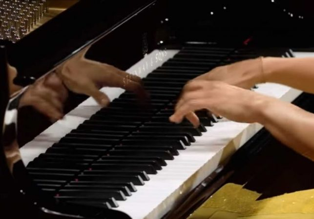 Learn Piano in Canada Bay NSW With Natalie Bossi to play Rachmaninov